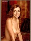 Alyson Hannigan Nude Fakes - 0018